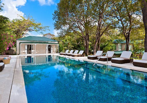 Pool Area at Crystal Springs, Barbados