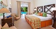 Bedroom at Eden Villa, Sugar Hill Barbados