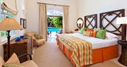 Bedroom at Eden Villa, Sugar Hill Barbados