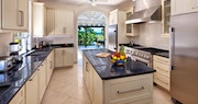 Kitchen at Eden Villa, Sugar Hill Barbados