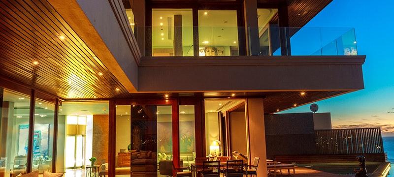 Villa Evening at Ellerman House, Cape Town