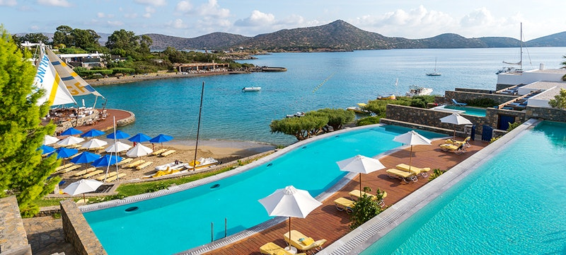 Elounda Bay Palace Sharing Pool View