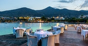 Thalassa Restuarant at Elounda Bay Palace