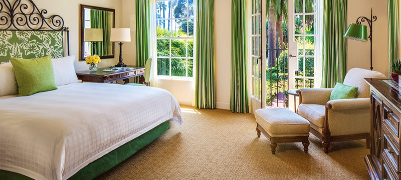 Superior Room at Four Seasons Biltmore