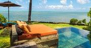 Ocean View Suite at Four Seasons Resort Mauritius at Anahita