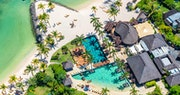 Resort Overview at Four Seasons Resort Mauritius at Anahita