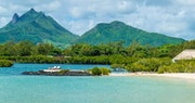 Beach at Four Seasons Resort Mauritius at Anahita