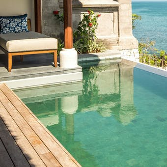 Premier Ocean Villas Pool at Four Seasons at Jimbaran Bay
