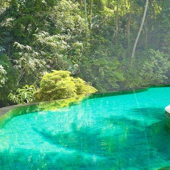 Pool Area at Four Seasons Resort Bali at Sayan