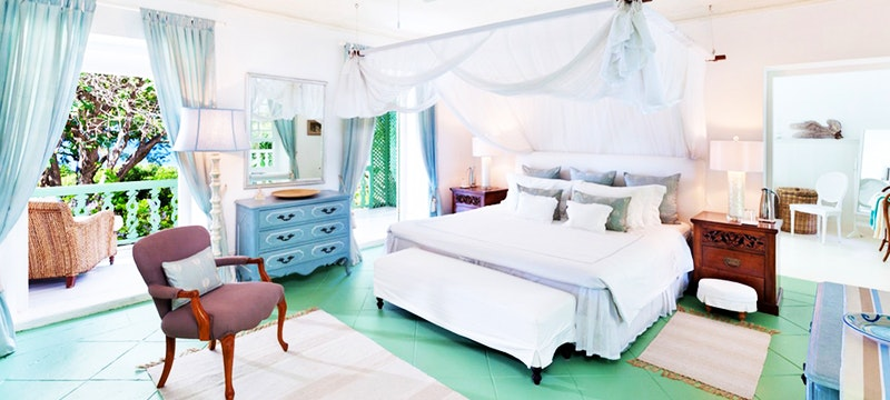 Bedroom at Fustic House, St Lucy Barbados