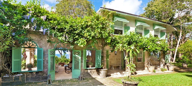 Exterior at Fustic House, St Lucy Barbados