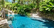 Pool Area at Fustic House, St Lucy Barbados