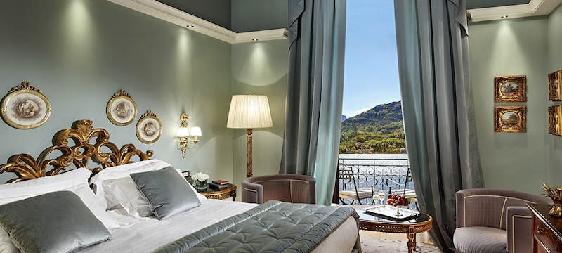 Accommodation at Grand Hotel Tremezzo, Lake Como