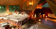 Luxury En-suite Bedroom at Governors' Il Moran Camp, Kenya