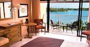 Ocean View bedroom at Grotto Bay, Bermuda