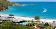 Stunning scenery at Hermitage Bay, Antigua