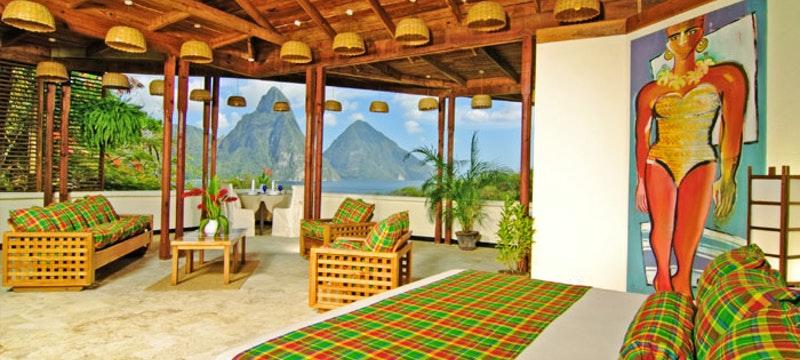 Premium Hillside Room at Anse Chastanet, St Lucia