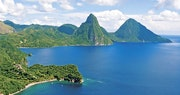 Anse Chastanet, St Lucia