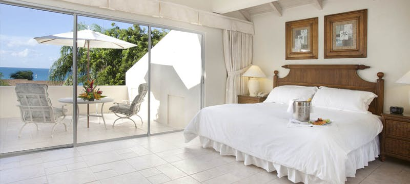 Superior Hillside Room at Rock Cottage at Blue Waters, Antigua