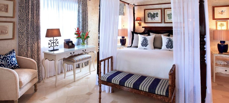Luxury Plantation Suite at Coral Reef Club, Barbados