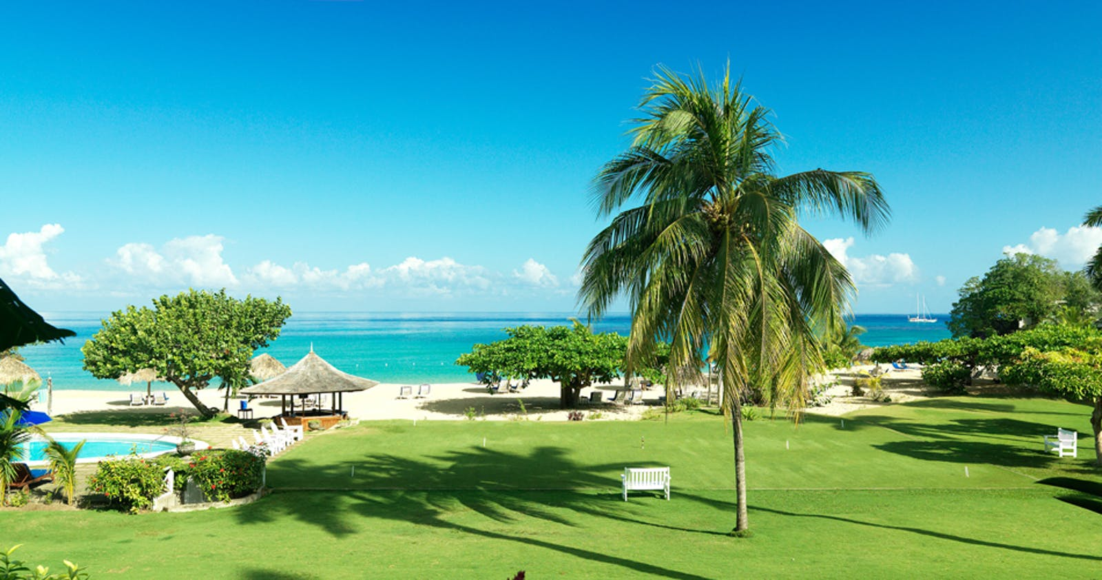 Beach at Jamaica Inn, Jamaica