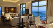 Three bedroom penthouse lounge at Atlantis, Bahamas