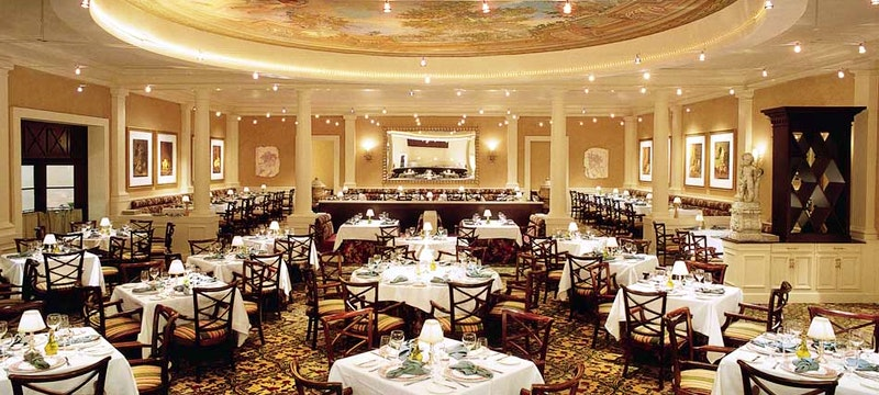 Indulge yourself at Casa D'Angelo where Tuscany, Southern Italy and Bahamian flavour meet at Atlantis, Bahamas