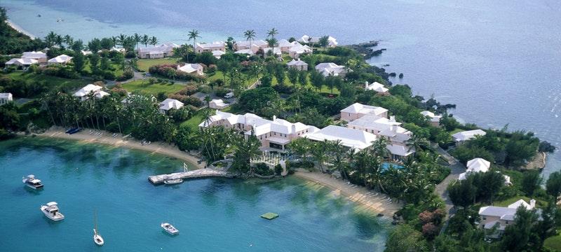 Beautiful view of Cambridge Beaches Resort & Spa, Bermuda