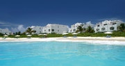 Beautiful clear waters outside CuisinArt, Anguilla