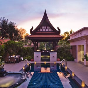 Double Pool Villas at Banyan Tree Phuket