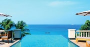 Pool with Sea View at Trisara, Phuket