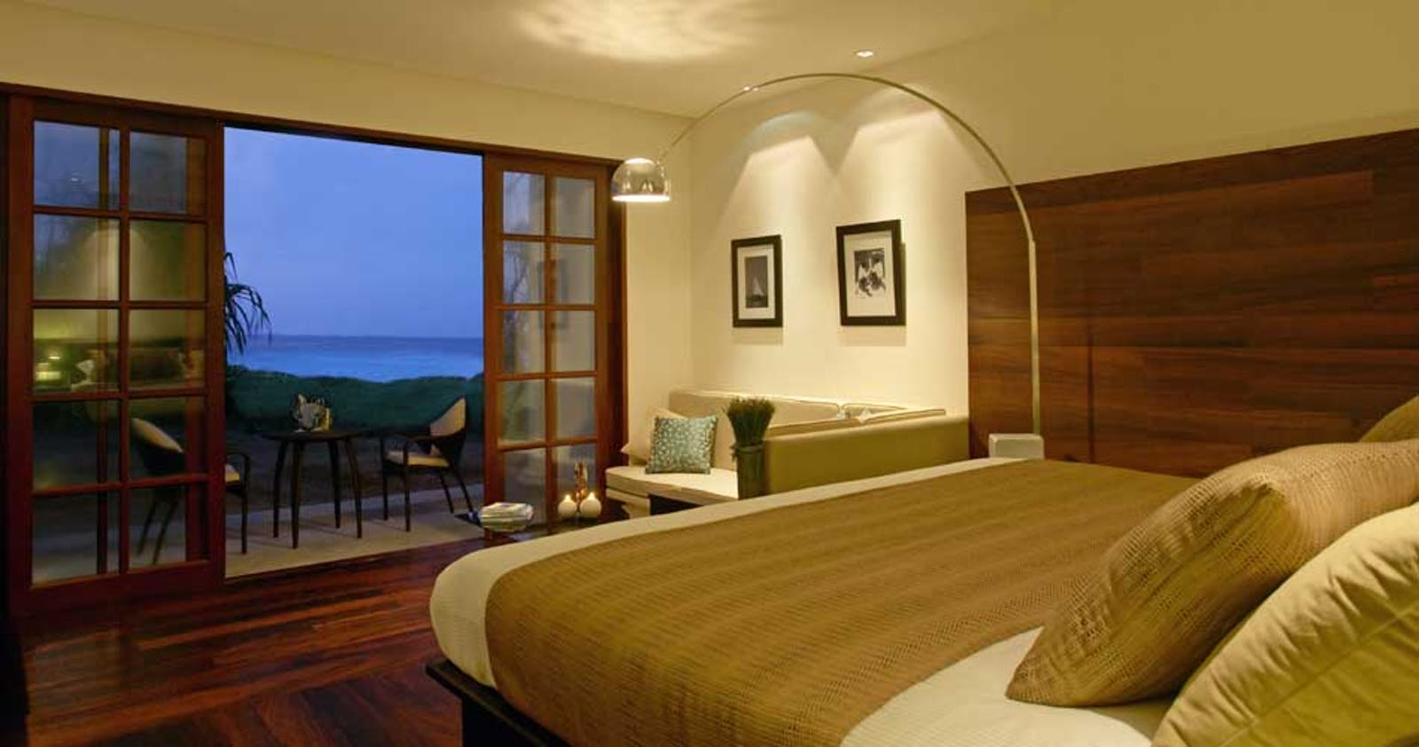 Bedroom at The Fortress, Sri Lanka