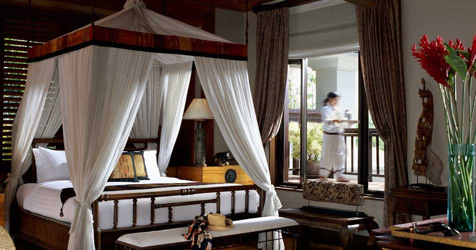 Accommodation at Four Seasons Resort Chiang Mai