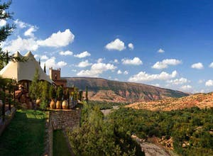 A luxury escape to Morocco...