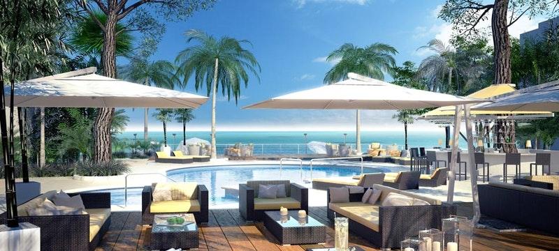 Rilaks Deck, Tamarind by Elegant Hotels, Barbados