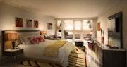 Ocean View Suite at Tamarind by Elegant Hotels, Barbados