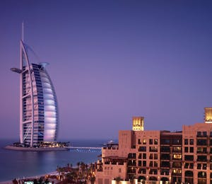 Views from the Madinat Jumeirah