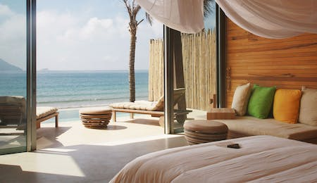 Accommodation at Six Senses Con Dao, Vietname
