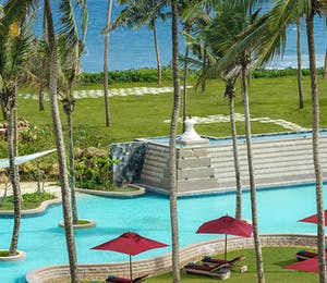 Lagoon Pool at Hambantota