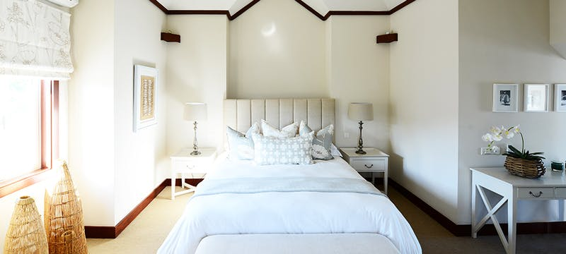 Bedroom at Heritage The Villas