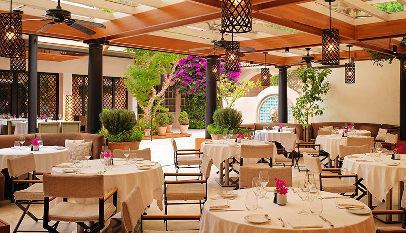 Wolfgang Puck Patio at Hotel Bel-Air