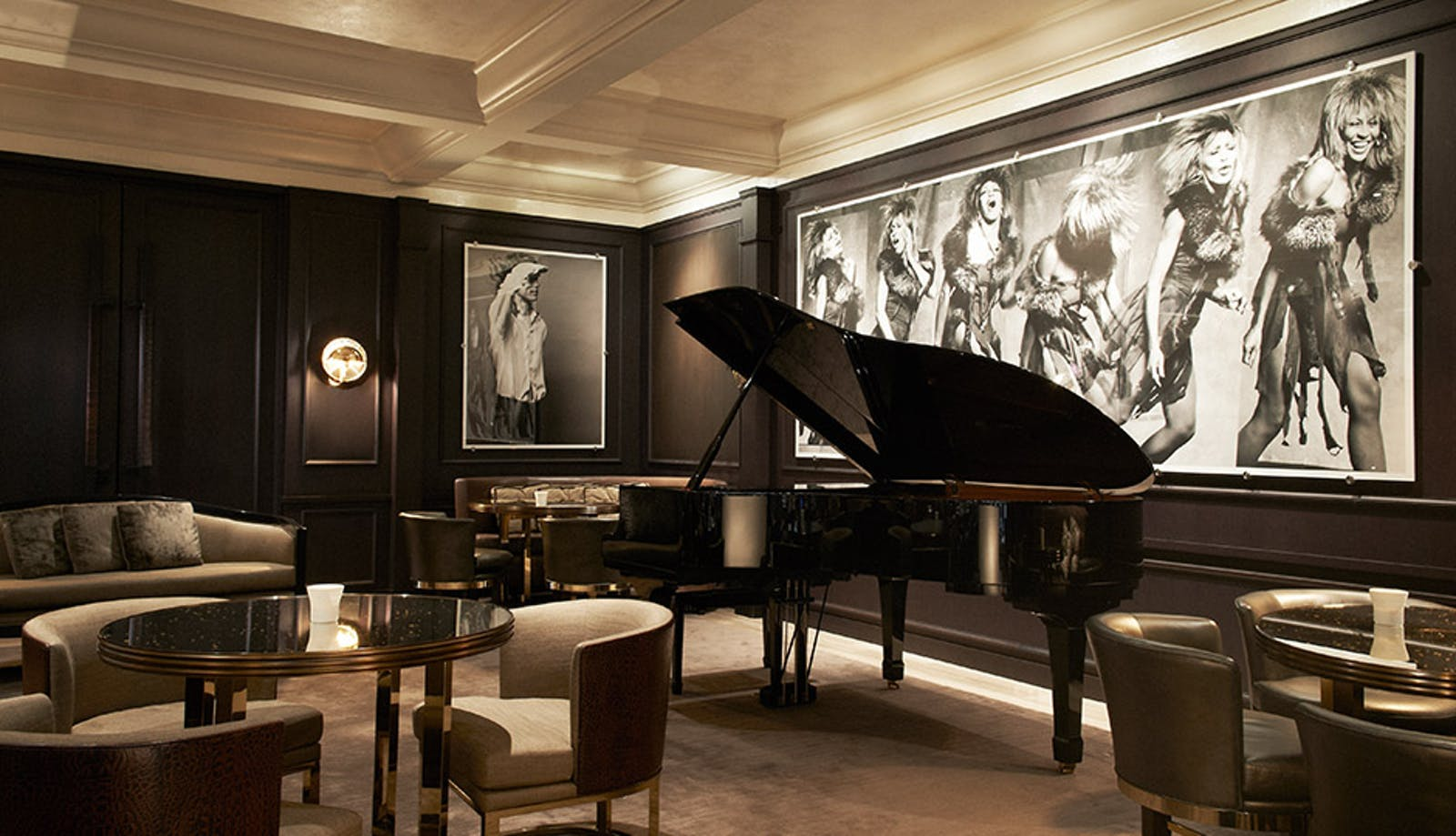 Bar and Lounge Piano