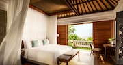 Garden Villa Bedroom at Four Seasons Resort at Jimbaran Bay