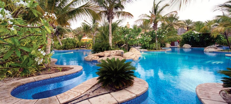 Pool Area at Jumeirah Beach Hotel, Dubai