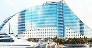 Exterior at Jumeirah Beach Hotel