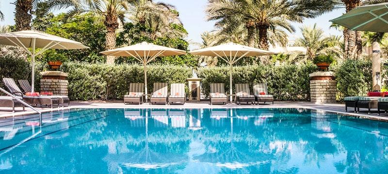Pool Area at Madinat Jumeirah Dar Al Masyaf, Dubai