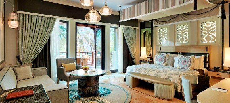 Ocean Deluxe Room at Madinat Jumeirah Dar Al Masyaf