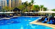 Pool Area at Jumeirah Mina A'Salam, Dubai