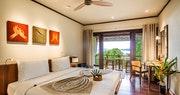 Hillside Sea View Room at Kamalaya, Koh Samui