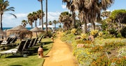 Beach at Kempinski Hotel Bahia, Costa Del Sol
